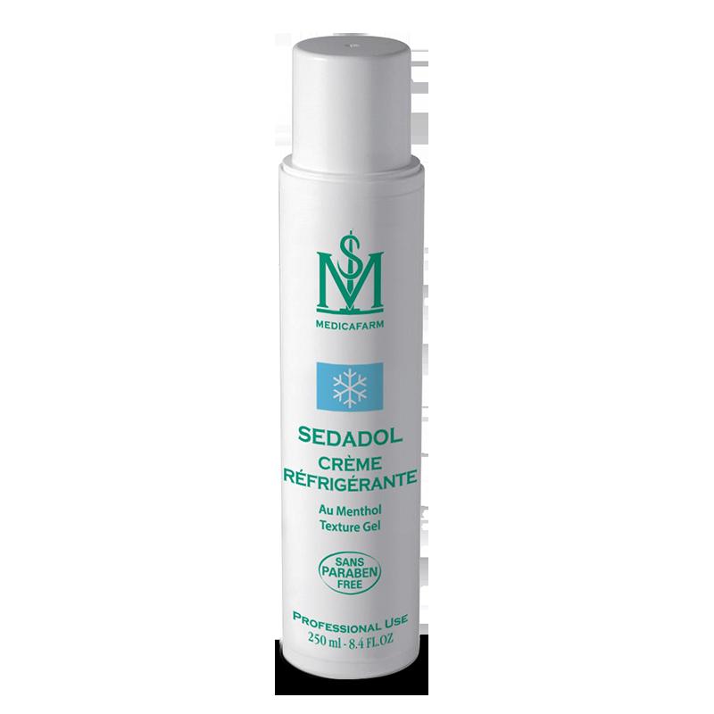 SEDADOL crème réfrigérante au menthol - 250ml
