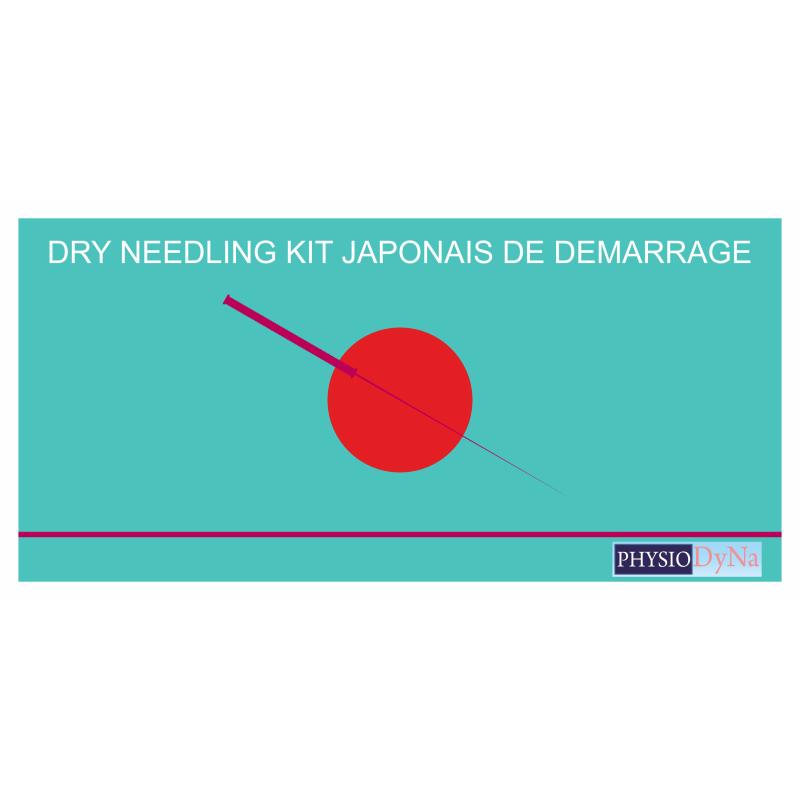 Dry Needling Kit de démarrage - Starter kit
