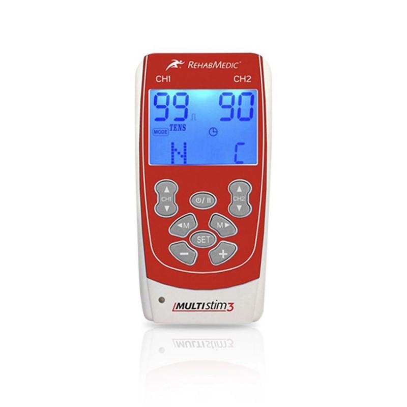 multistim3 electro stimulateur portable. Black Bedroom Furniture Sets. Home Design Ideas