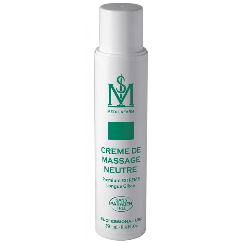 Crème de Massage Neutre PREMIUM EXTREME Longue Glisse