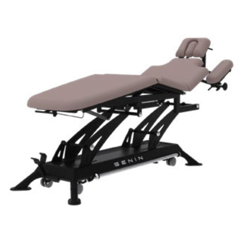 Table thérapeutique électrique SANTEO 4 plans avec cyphose
